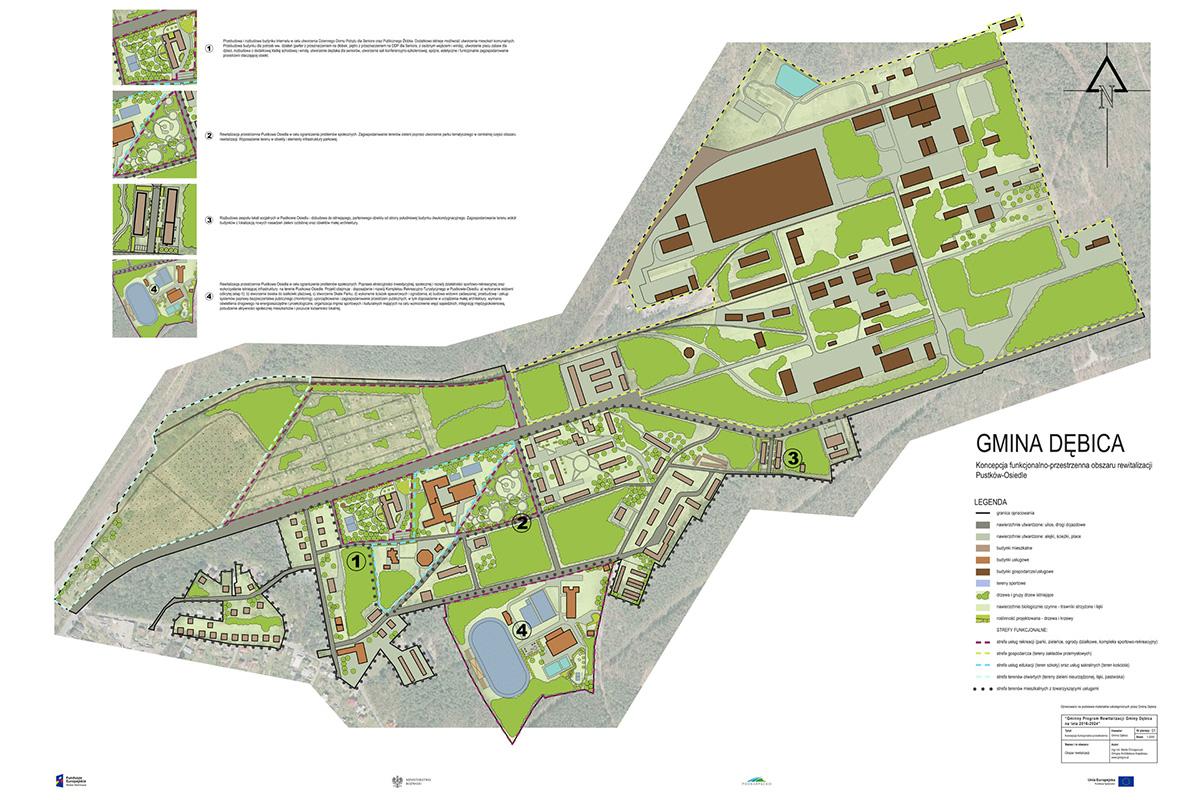 Projekt rewitalizacji przestrzeni publicznych