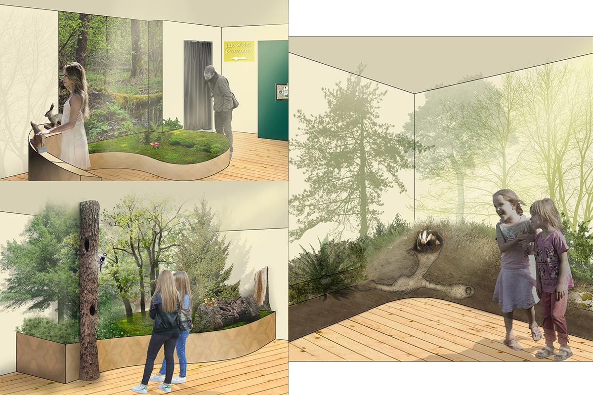 Centrum Edukacji Przyrodniczo-Leśnej